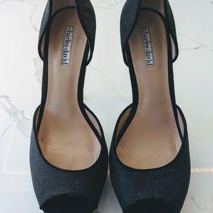 Charles David Acanthus heels